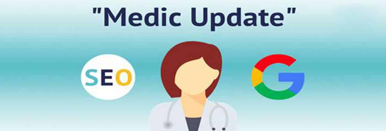 Google Spiega come Recuperare dal Medical Update