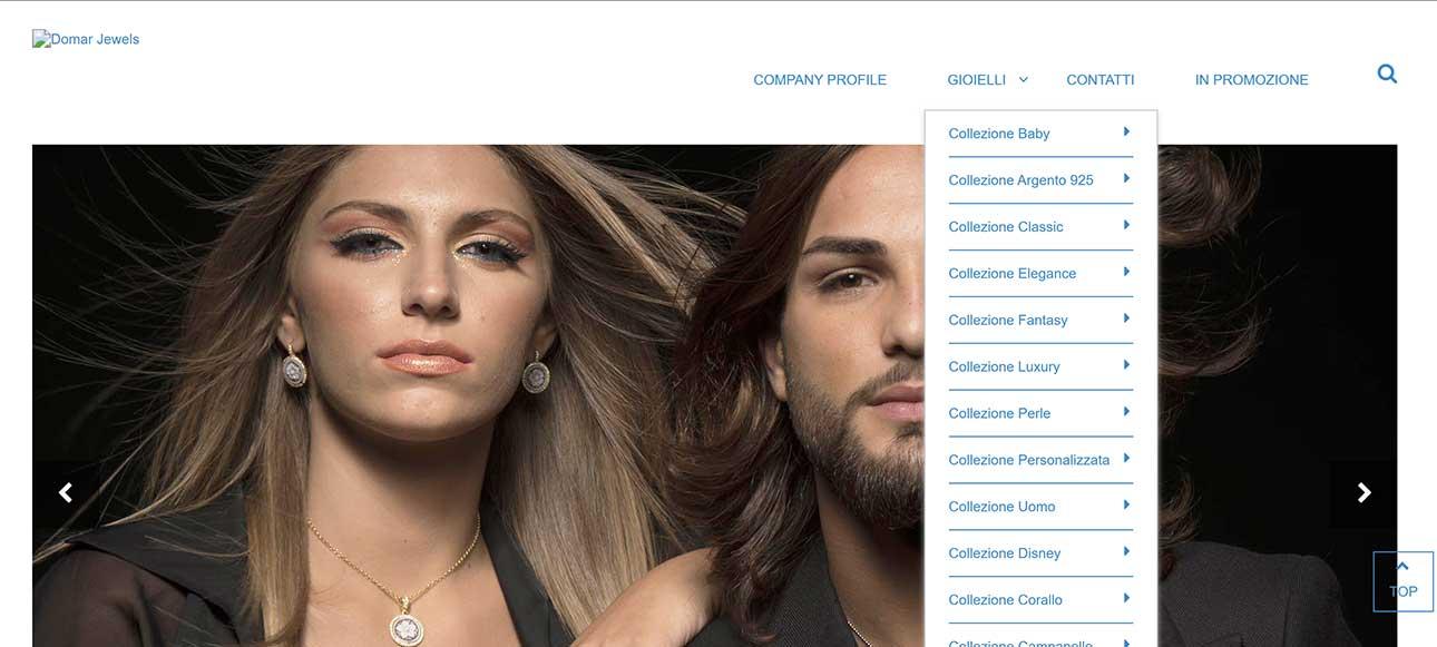 Consulenza SEO per un E-Commerce con Grossi Problemi Tecnici: DomarJewels.com